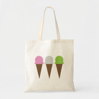 So Cool Ice Cream Tote / Bag Party Favor