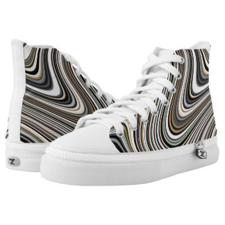 SO COOL Trendy Pattern High Tops