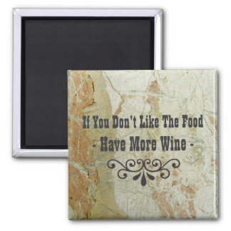 So Cool Wine Magnet! Magnet