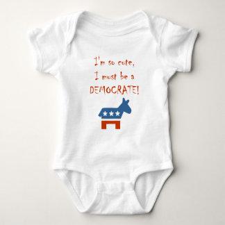 So Cute Democrate T-shirt