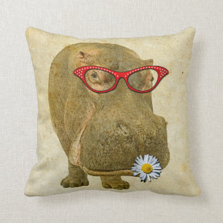 So Cute Hippopotamus Pillow! Cushion