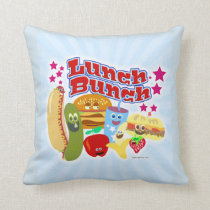 So Cute Lunch Bunch Cushion