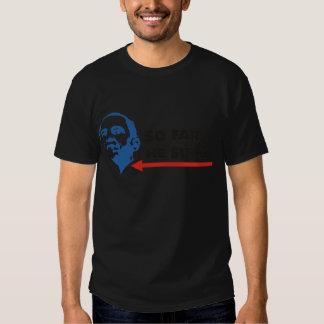 so far he sucks t-shirts