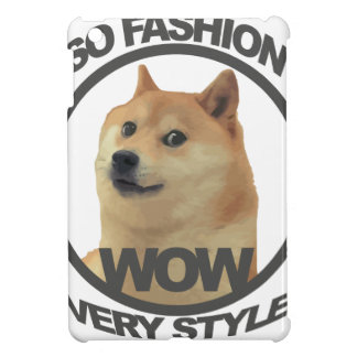 So Fashion, So Doge iPad Mini Cases