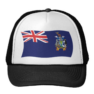 So Georgia And Sandwich Flag Hat