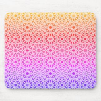 So Glad Rainbow Mouse Pad