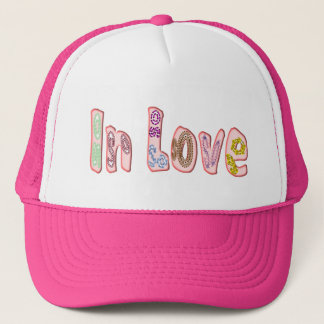 SO In Love Trucker Hat