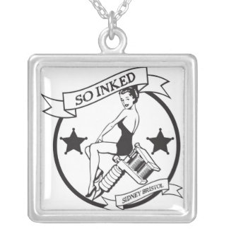 So Inked Necklace
