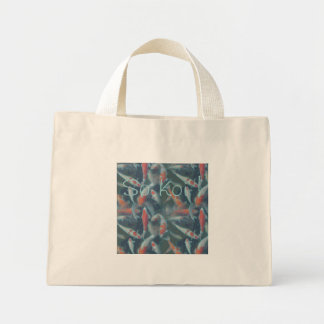 SO KOI ! by SHARON SHARPE Mini Tote Bag