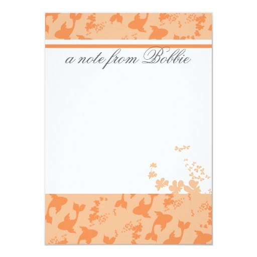 So Koi With Me Personalised Invitations
