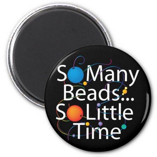 So Many Beads New Fridge Magnets