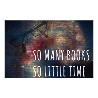 So Many Books So Little Time Stationery Paper