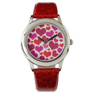 So Many Cute Hearts Wristwatches