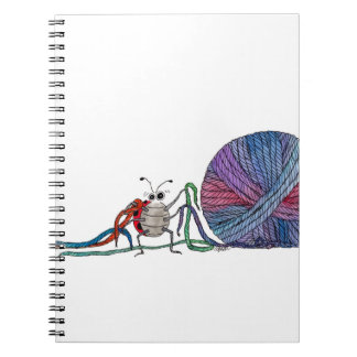 So Many Loose Ends notebook