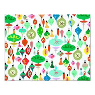 So Many Ornaments 4.25x5.5 Paper Invitation Card