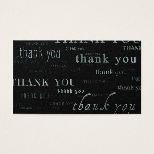 so many thank yous for your referral business