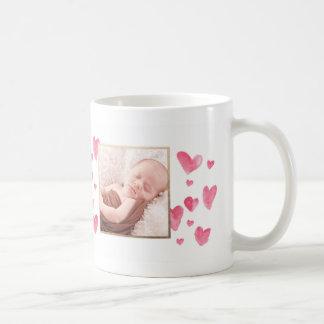 So Much Love Basic White Mug