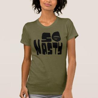 So Nasty! Funny Honey Badger Saying Tshirts