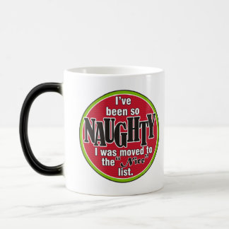So Naughty Magic Mug