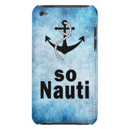 SO NAUTI iPod TOUCH CASES
