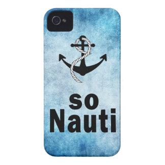 SO NAUTI iPhone 4 Case-Mate CASE