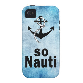 SO NAUTI Case-Mate iPhone 4 COVER