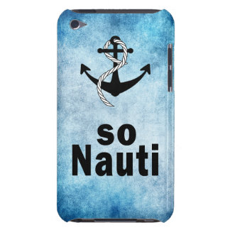 SO NAUTI iPod TOUCH CASES