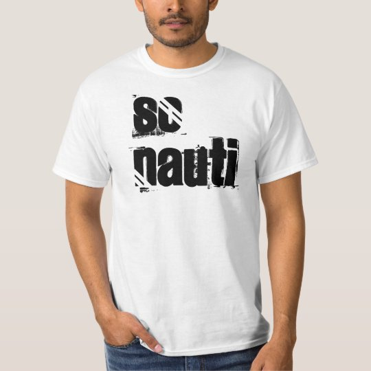 """So Nauti"" t-shirt"