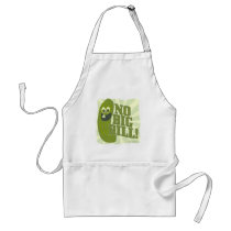 So Not A Big Dill Standard Apron