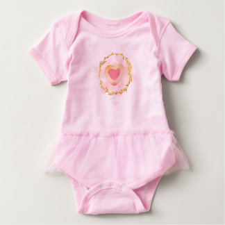 So pretty and so delicate! baby bodysuit