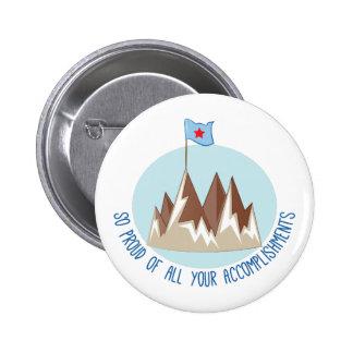 So Proud 6 Cm Round Badge