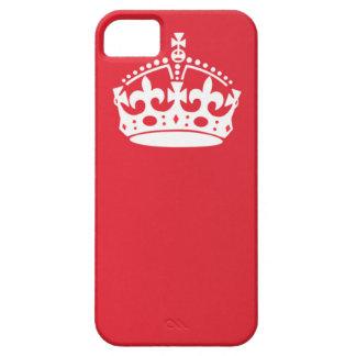 So Radical - Keep Calm iPhone Case iPhone 5 Cases