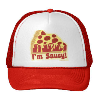 So Saucy Deep Pizza Cap