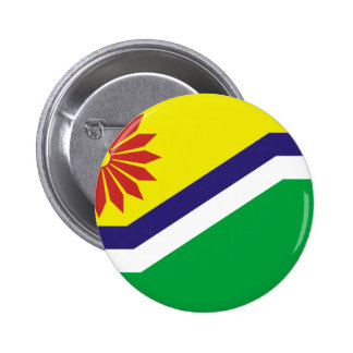 so, South Africa Pinback Button