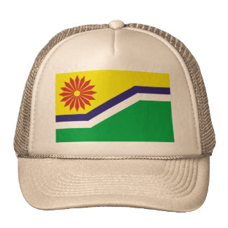 so, South Africa Mesh Hat