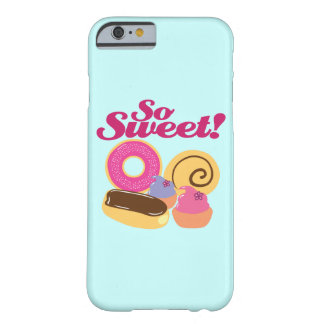 So Sweet Desserts iPhone 6/6s Case Barely There iPhone 6 Case