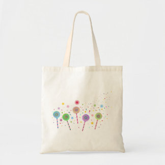 So Sweet (Lollypop) A1 Budget Tote Bag