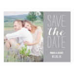 SO SWEET   SAVE THE DATE ANNOUNCEMENT POST CARD