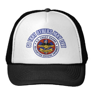 So That Others May Live - Coast Guard Rescue Cap