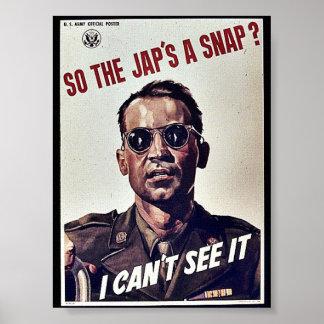 So The Jap s A Snap Print