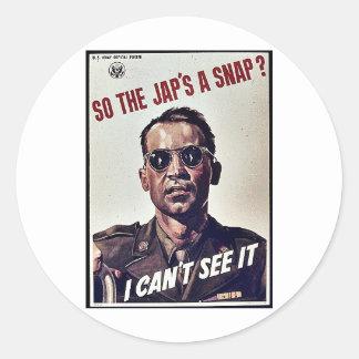 So The Jap s A Snap Sticker