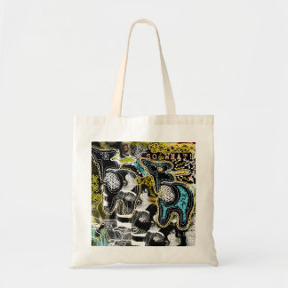 So What plain tote Budget Tote Bag