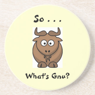 So . . . What's Gnu Coasters
