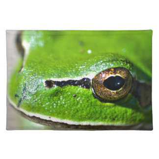 So you are a Frog Placemat
