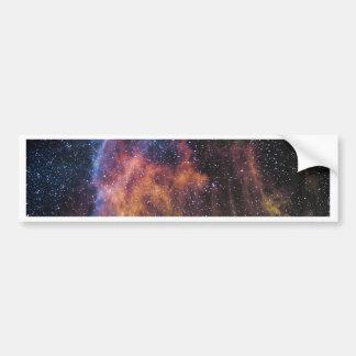 Soace Nebula Bumper Sticker