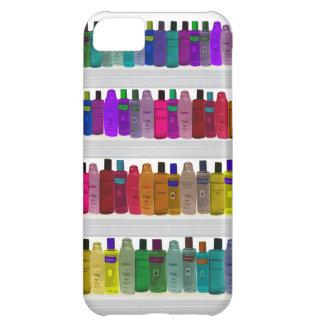 Soap Bottle Rainbow - for bathrooms, salons etc iPhone 5C Case