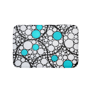 Soap Bubbles Bath Mats
