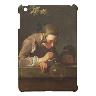 Soap Bubbles, c. 1733- 34 (oil on canvas) iPad Mini Cover