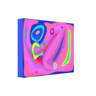 Soap Bubbles Gallery Wrapped Canvas