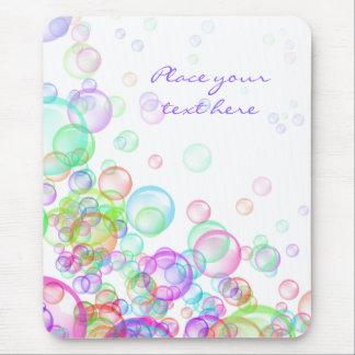 Soap Bubbles Mouse Mat